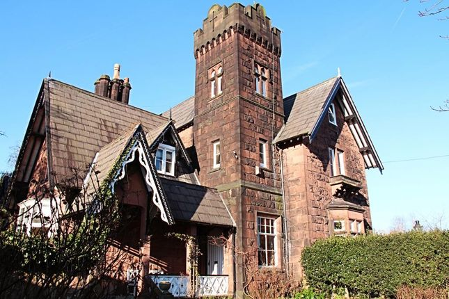 Thumbnail Link-detached house for sale in Woolton Park, Woolton, Liverpool