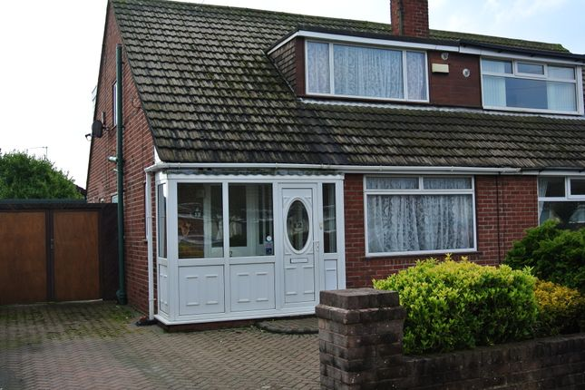 Thumbnail Bungalow to rent in Radnor Avenue, Thornton Cleveleys