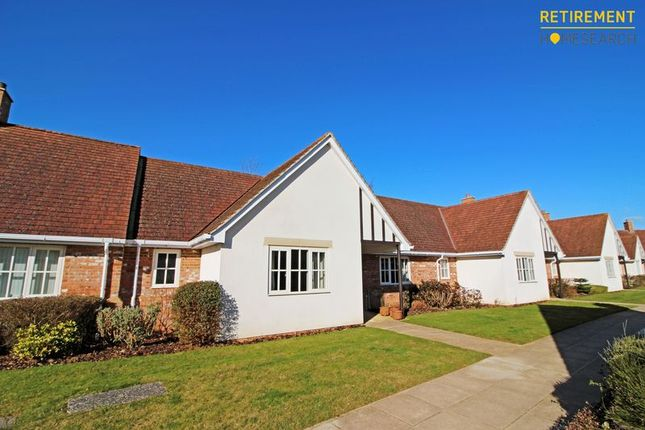 Thumbnail Bungalow for sale in Brampton Cottages, Northampton