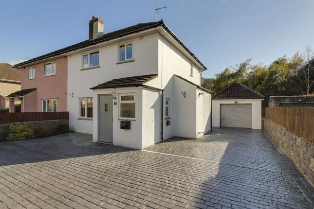 3 bed semi-detached house for sale in Vancouver Drive, Newport