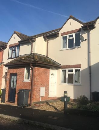 Thumbnail Terraced house to rent in Bramble Mead, Aylesbeare, Exeter
