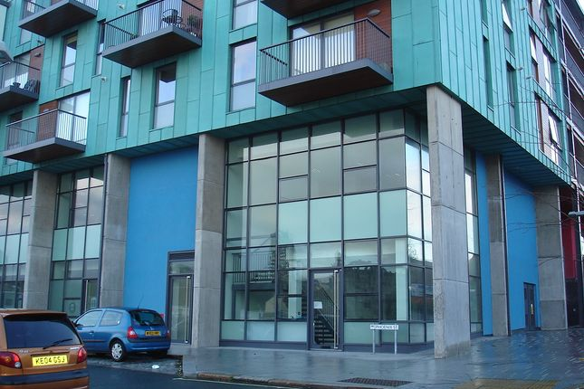 Thumbnail Office for sale in Phoenix Street, Millbay