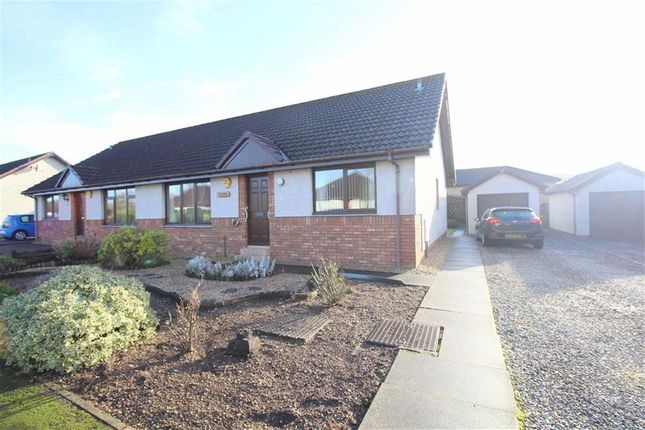 Thumbnail Semi-detached bungalow for sale in 13, Culduthel Place, Inverness
