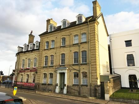 Thumbnail Block of flats for sale in 1 Esplanade, Rochester, Kent