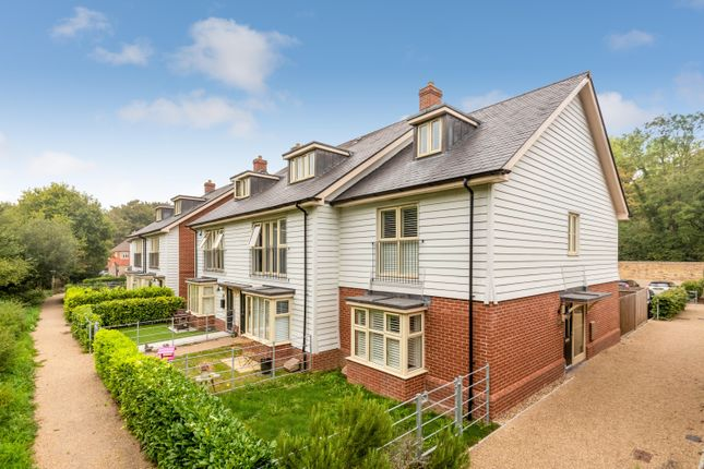 Thumbnail End terrace house for sale in Darenth Mill Lane, Dartford
