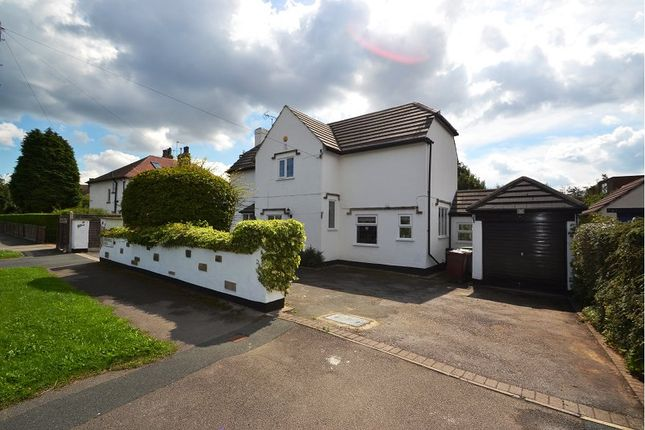 Thumbnail Detached house to rent in Broomhill Drive, Moortown, Leeds