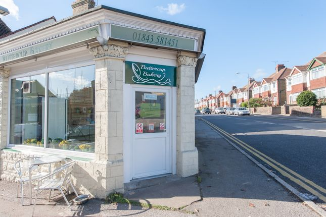 Thumbnail Restaurant/cafe to let in Belmont Road, Ramsgate