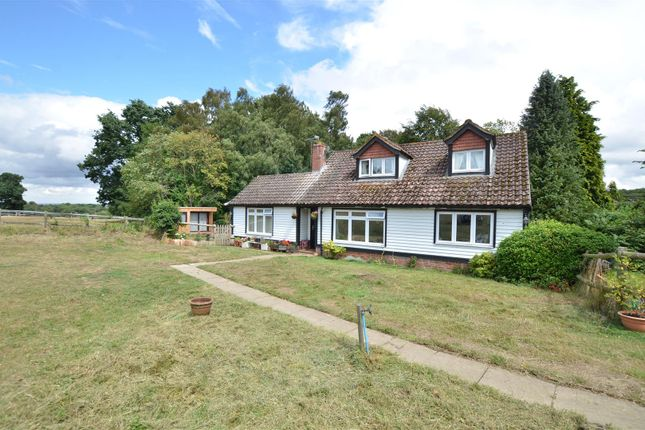 Thumbnail Equestrian property for sale in Cryals Road, Matfield, Tonbridge