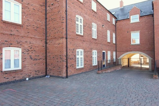 Thumbnail Flat to rent in Apartment 10, The Vaults, South Street, Ashby-De-La-Zouch