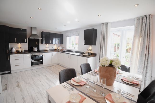 Thumbnail Detached house for sale in Chalfont Drive, Nottingham
