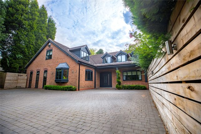 Thumbnail Detached house for sale in Highgate, Sutton Coldfield