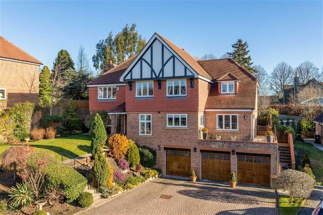 Thumbnail Detached house for sale in Stone Rings Grange, Harrogate, North Yorkshire