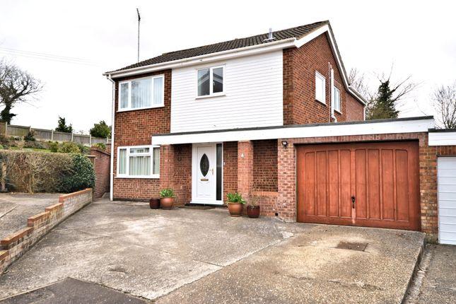 Thumbnail Detached house for sale in Craemar Close, Snettisham, King's Lynn, Norfolk