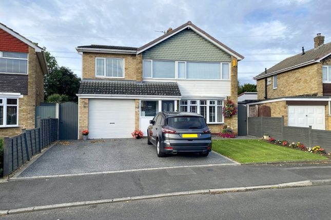 Thumbnail Detached house for sale in Lingfield Drive, Eaglescliffe, Stockton-On-Tees