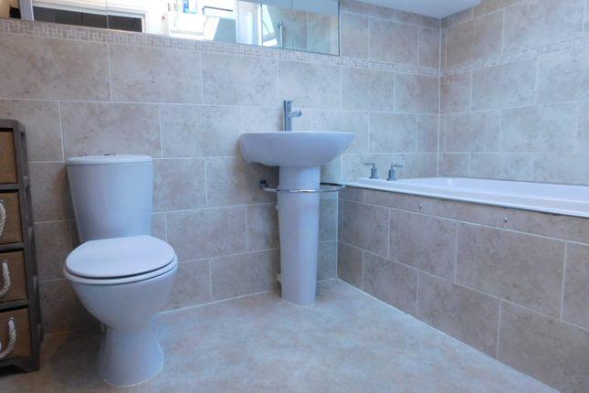 Bathroom of Pryor Wing, Kingsley Avenue, Stotfold, Hitchin SG5