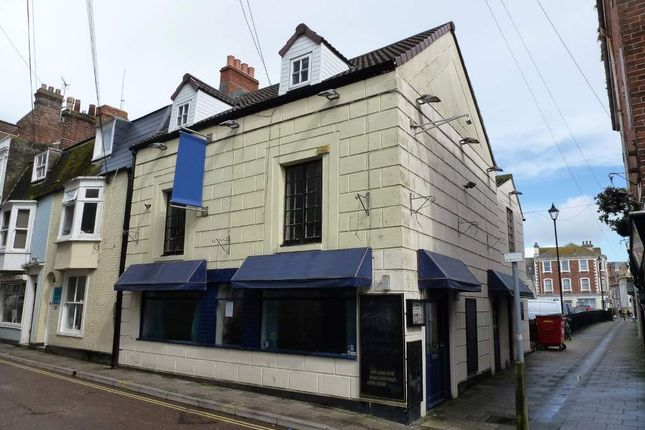 Thumbnail Restaurant/cafe for sale in Weymouth, Dorset