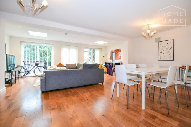 Thumbnail Detached house to rent in Abercorn Road, Finchley Central
