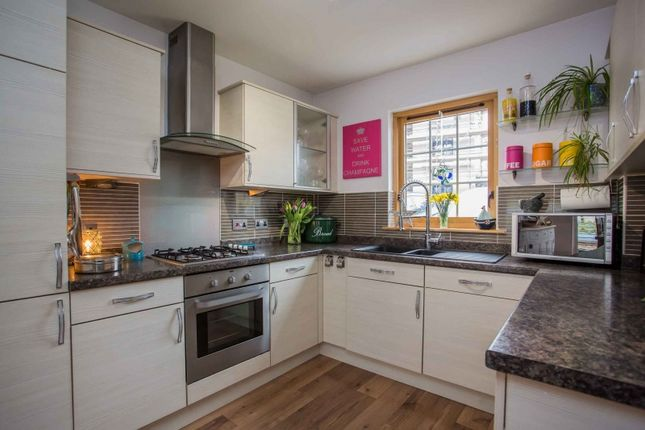 Thumbnail Terraced house for sale in Hollybush Lane, Port Glasgow, Renfrewshire