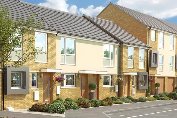 "Thumbnail Property for sale in ""The Witton At Radford Gardens, Hereford"" at Goodrich Grove, Hereford"