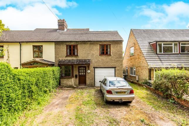 Thumbnail Semi-detached house for sale in Ash, Aldershot, Surrey