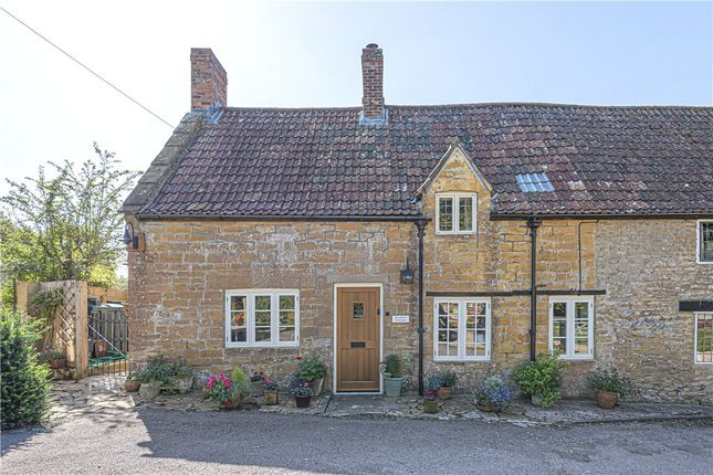 Thumbnail Semi-detached house for sale in East Coker, Yeovil, Somerset