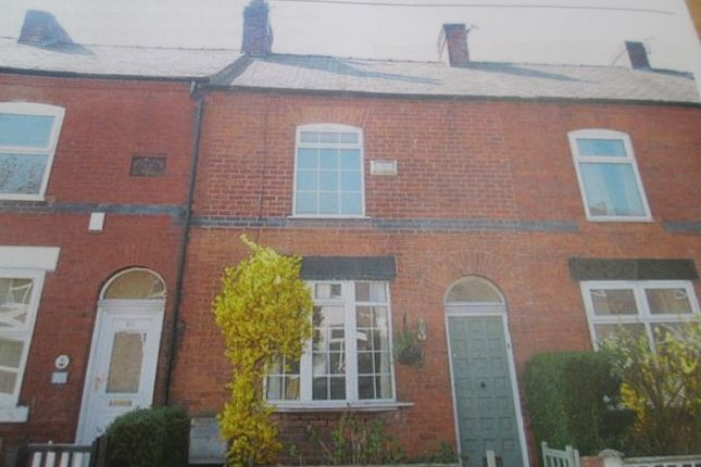 Thumbnail Terraced house to rent in Moorside Rd, Swinton, Manchester, Lancashire