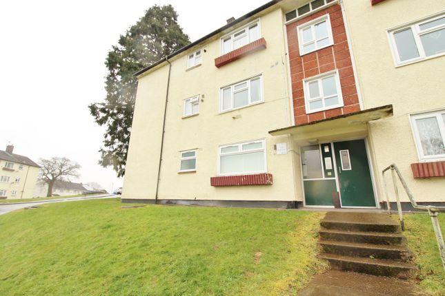Thumbnail Flat for sale in Blackwater Close, Bettws, Newport
