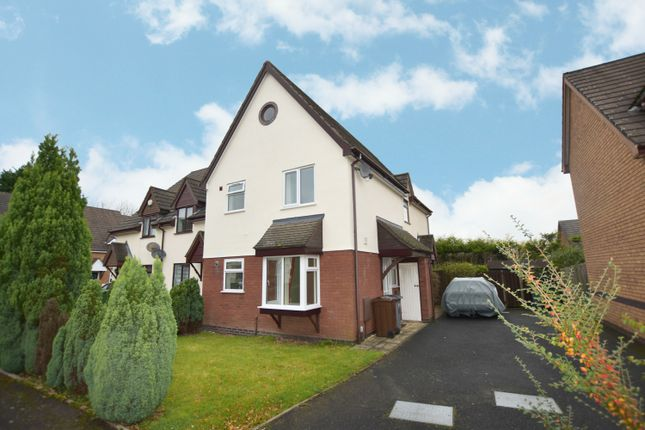 1 bed mews house for sale in Elkington Croft, Shirley, Solihull B90