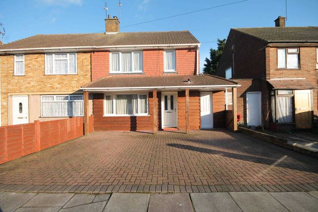 Thumbnail Property for sale in Jenningtree Road, Slade Green, Erith