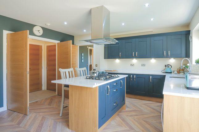 5 bedroom detached bungalow for sale in Off Oakley Road, Dunfermline, Fife