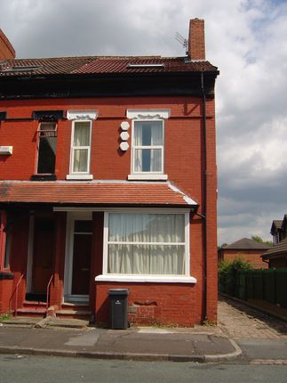 Thumbnail End terrace house for sale in Heald Place, Rusholme, Manchester