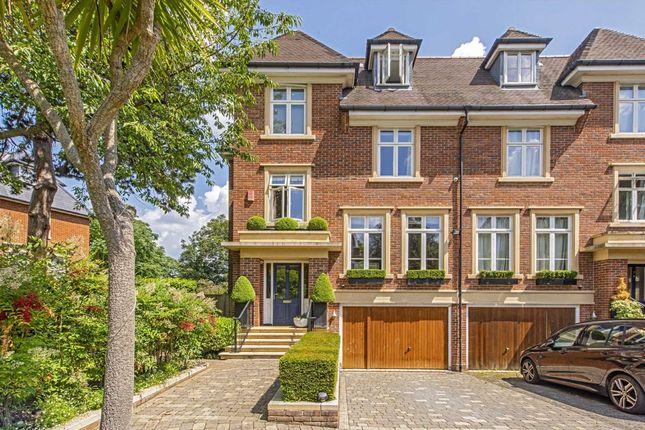 Thumbnail Semi-detached house for sale in Martineau Drive, Twickenham