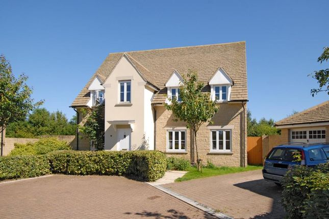 Thumbnail Detached house to rent in Latcham Court, Chipping Norton
