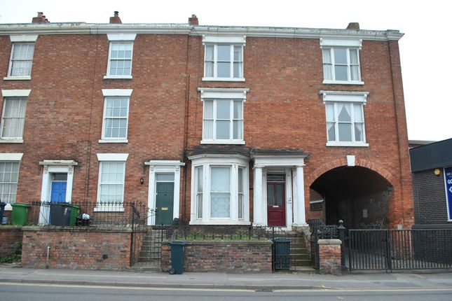 Thumbnail Flat to rent in St Michaels Street, Shrewsbury, Shropshire