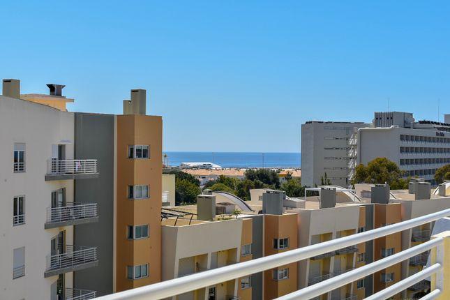 Sea View of Avenida Tivoli, Edificio Europa, Vilamoura, Loulé, Central Algarve, Portugal