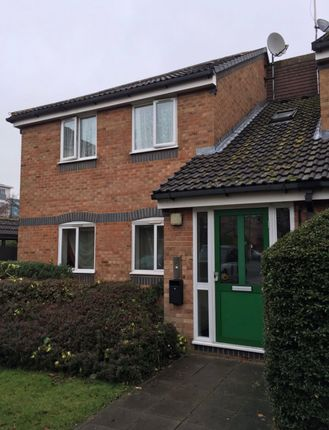 Thumbnail Flat to rent in Fresham Close, Southall