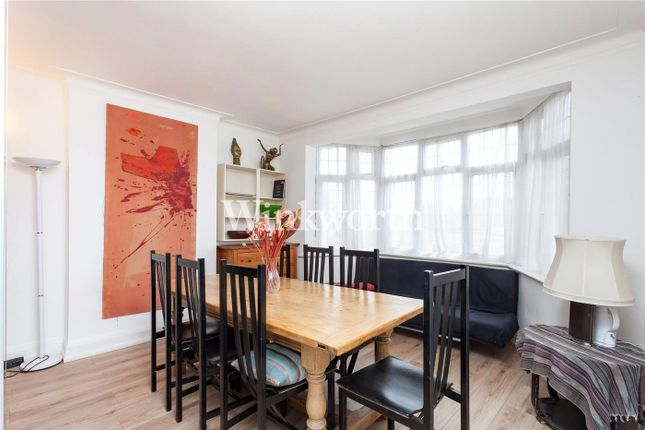 Thumbnail Detached house to rent in Great North Way, London