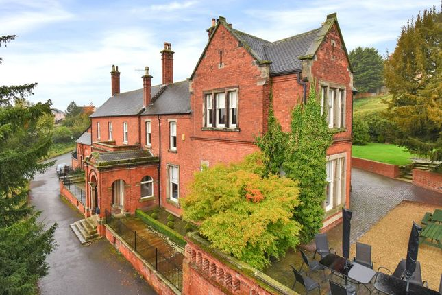 Thumbnail Detached house for sale in Castle Street, Tutbury, Burton-On-Trent