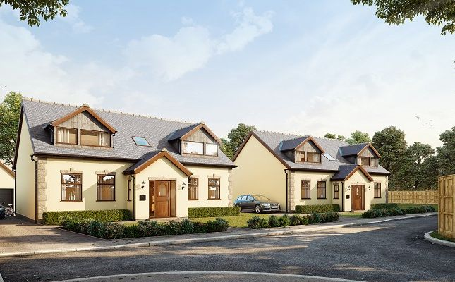 Plot 2 The Willows, Bryn Road, Loughor, Swansea, City And County Of Swansea. SA4