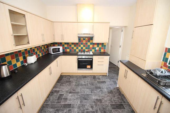 8 bed terraced house to rent in Grosvenor Road, Jesmond, Newcastle Upon Tyne NE2