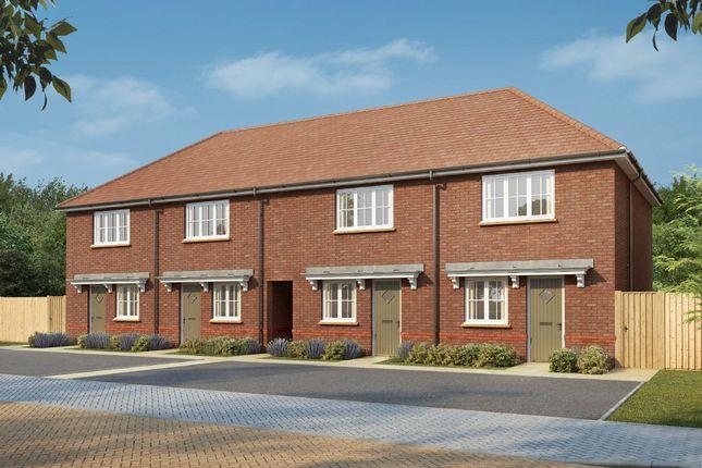 "Thumbnail End terrace house for sale in ""Avon"" at Homington Avenue, Coate, Swindon"