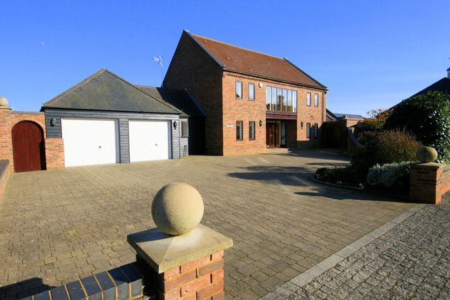 Thumbnail Detached house to rent in Kenwick Hall Gardens, Clenchwarton, King's Lynn