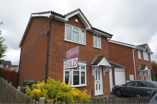 Thumbnail Detached house to rent in Finglesham Court, Maidstone