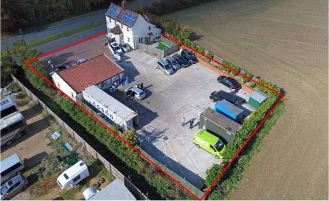 Thumbnail Land for sale in Copdock House And Little Copdock House, Old London Road, Copdock, Ipswich, Suffolk