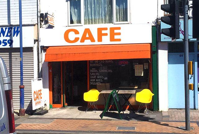 Thumbnail Restaurant/cafe for sale in Cricklade Road, Swindon