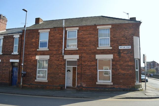 Thumbnail Flat for sale in Portland Street, Lincoln
