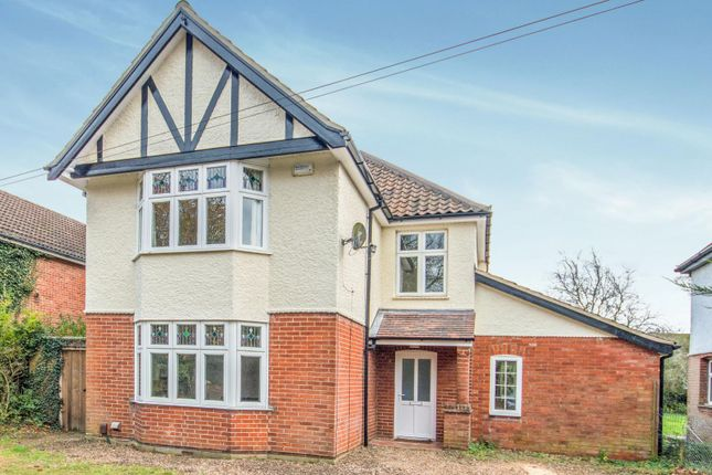Thumbnail Detached house to rent in Bluebell Road, Norwich