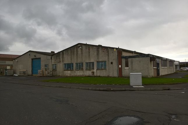 Thumbnail Industrial to let in Third Avenue, Heatherhouse Industrial Estate, Irvine