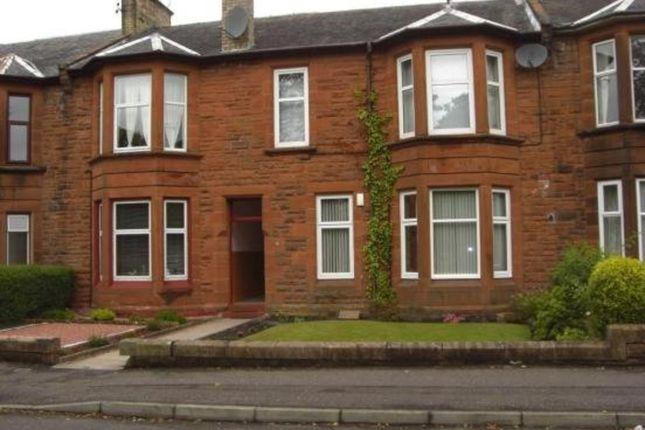 Thumbnail Flat to rent in Fairyhill Road, Kilmarnock