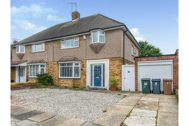 Thumbnail Semi-detached house for sale in Loughborough Avenue, North Shields